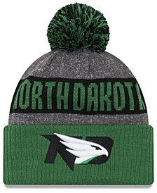New Era North Dakota Fighting Hawks Sport Knit Hat