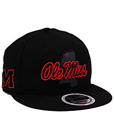 New Era Ole Miss Rebels State Flective 9FIFTY Snapback Cap
