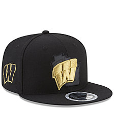 New Era Wisconsin Badgers State Flective 9FIFTY Snapback Cap