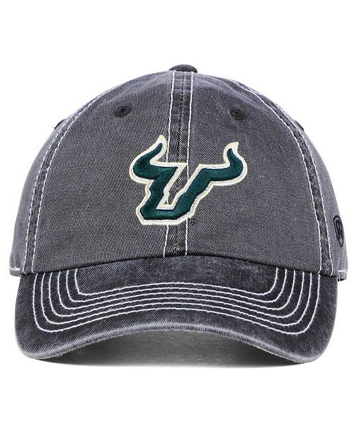 info for 1f371 62750 ... Top of the World South Florida Bulls Grinder Adjustable Cap ...
