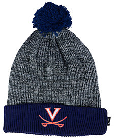 Nike Virginia Cavaliers Heather Pom Knit Hat