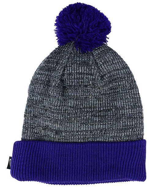 Nike Washington Huskies Heather Pom Knit Hat - Sports Fan Shop By Lids -  Men - Macy s e8fc9e5df5c