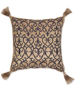 """Croscill Calice 16"""" x 16"""" Fashion Decorative Pillow Bedding 5365684"""