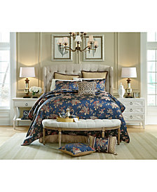 CLOSEOUT! Croscill Calice 4-Pc. Queen Comforter Set