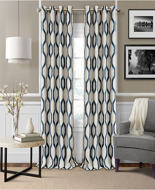 "Elrene Renzo 52"" x 84"" Blackout Panel"
