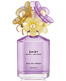 MARC JACOBS Daisy Eau So Fresh Twinkle Eau de Toilette Spray, 2.5 oz.