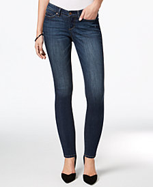 Vintage America Petite Boho Skinny Jeans