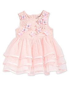 Nanette Lepore Tiered Floral Dress, Baby Girls