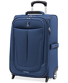 "Travelpro Walkabout 4 22"" 2-Wheel Carry-On Luggage, Created for Macy's"