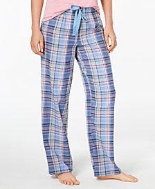 Jenni by Jennifer Moore Printed Pajama Pants, Created for Macy's