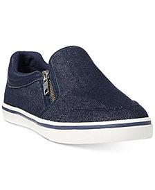 Lauren Ralph Lauren Jeorgia Zipper Sneakers
