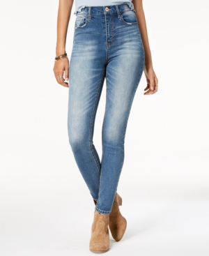 American Rag Juniors HighWaisted Skinny Jeans Created for Macys