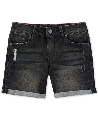 Calvin Klein Boyfriend Bermuda Shorts, Big Girls