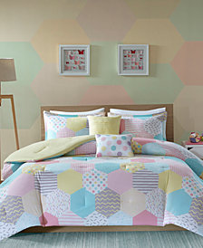 Urban Habitat Kids Trixie 4-Pc. Twin/Twin XL Comforter Set