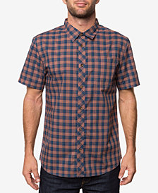 O'Neill Men's Caliber Stretch Button-Down Shirt