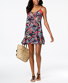 Roxy Taste of the Sea Cover-Up Dress