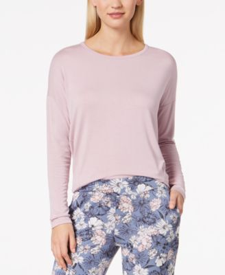 Knit Loose Pajama Top, Created for Macy's