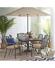 CLOSEOUT! Park Gate Outdoor Dining Collection, Created for Macy's