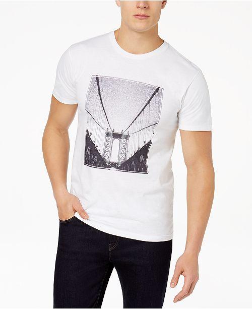 Alfani Men's Graphic-Print T-Shirt, Created for Macy's