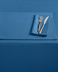 "Fiesta Maya Lapis 60"" x 84"" Tablecloth"