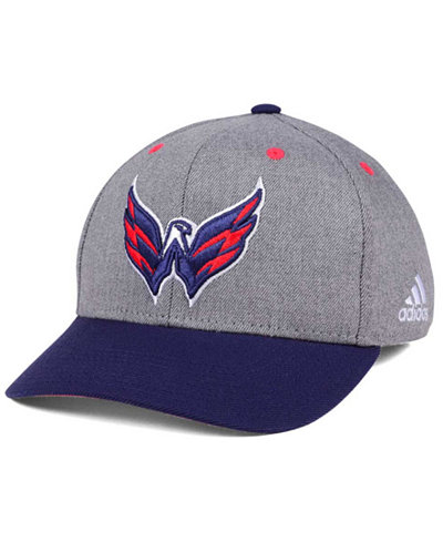 adidas Washington Capitals 2Tone Adjustable Cap