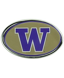 Washington Huskies Metal Auto Emblem