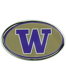 Stockdale Washington Huskies Metal Auto Emblem