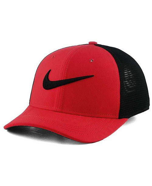 3e9fb71e2193a Nike Boys' Swoosh Flex Meshback Cap & Reviews - Sports Fan Shop By ...