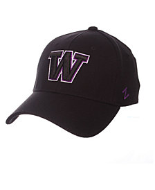 Zephyr Washington Huskies Finisher Stretch Cap