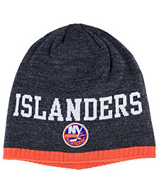 adidas New York Islanders Heather Beanie