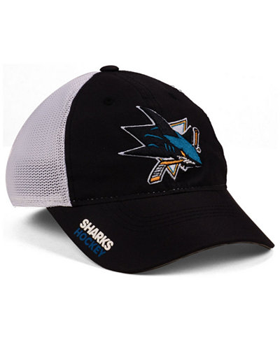 adidas San Jose Sharks Soft Ice Cap