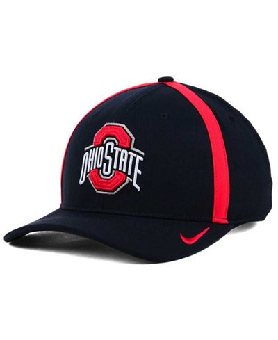 separation shoes 0f520 56530 ... new zealand nike ohio state buckeyes aerobill sideline coaches cap  7f24d ad694