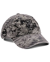 a0c31958262  47 Brand Wisconsin Badgers Operation Hat Trick Camo Nilan Cap
