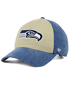 '47 Brand Seattle Seahawks Summerland CLEAN UP Cap