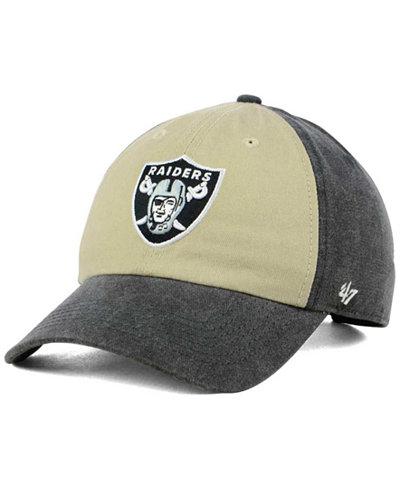 '47 Brand Oakland Raiders Summerland CLEAN UP Cap