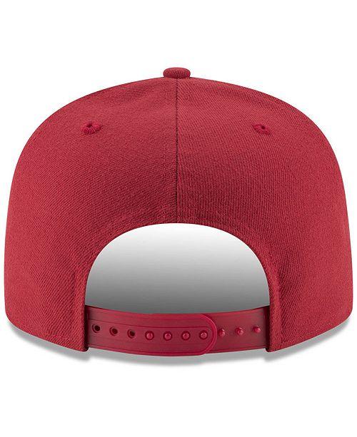 size 40 64929 68127 ... reduced new era arizona cardinals anniversary patch 9fifty snapback cap  38165 b9b62