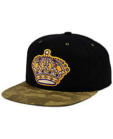 CCM Los Angeles Kings Fashion Camo Snapback Cap