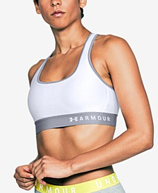 Women's Armour Mid Crossback Sports Bra