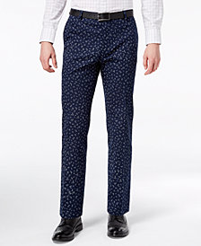 I.N.C. Men's Woven Wheat Pants, Created for Macy's