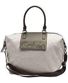 Calvin Klein Athleisure  Nylon Tote