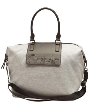 Calvin Klein  ATHLEISURE MEDIUM NYLON TOTE