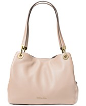 c81fd77dd96 MICHAEL Michael Kors Raven Pebble Leather Tote