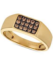 Gents™ Mens Diamond Ring (3/8 ct. t.w.) in 14k Gold