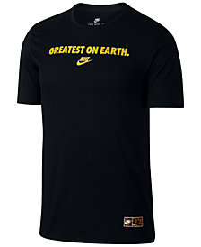 Nike Men's Greatest On Earth Sportswear Graphic T-Shirt