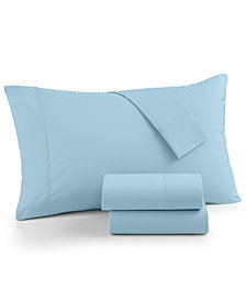 Georgetown 4-Pc. Queen Sheet Set, 420 Thread Count 100% Cotton