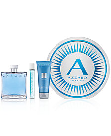 Azzaro Men's 3-Pc. Chrome Gift Set