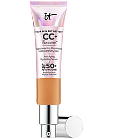 IT Cosmetics Your Skin But Better CC+ Illumination SPF 50+, 1.08 fl. oz.