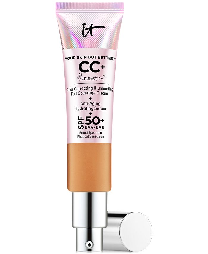 IT Cosmetics - Your Skin But Better CC+ Illumination SPF 50+, 1.08 fl. oz.