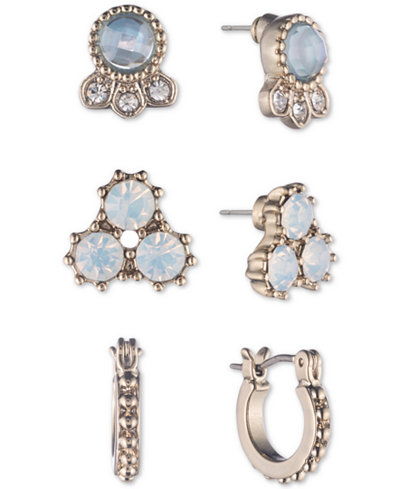 topaz blue stud goldsmith keith stone field format shop earrings