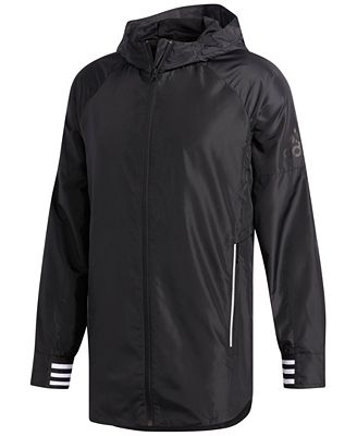 Adidas Men S Id Hooded Jacket Coats Jackets Men Macy S